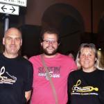 Mauro,Lenny e Dona
