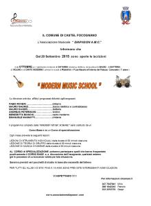 manifest scuola 2015