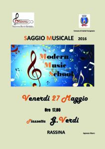 SAGGIO MUSICALE   2016 copia